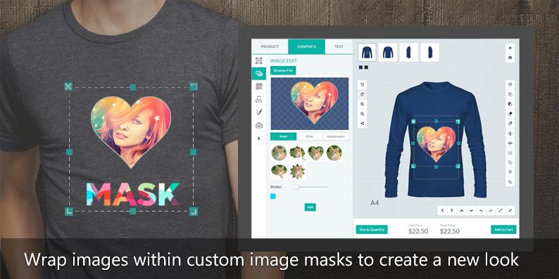 Image Masking Product Design Tool