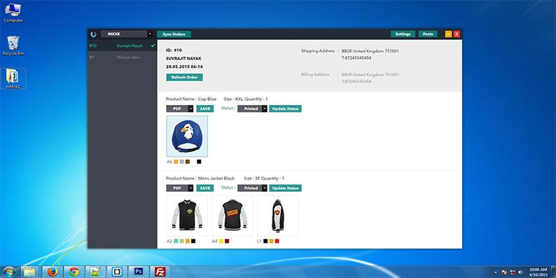 inkXE Desktop App