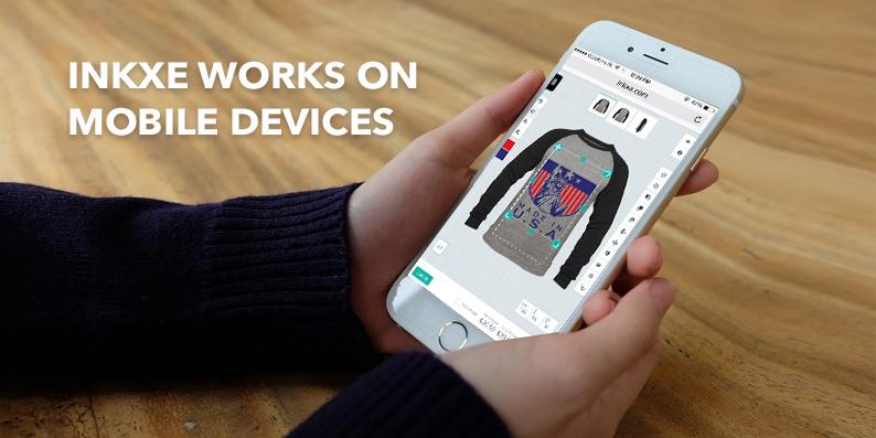 inkXE - Responsive Design