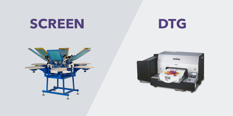 digital vs print Digital printing refers to methods of printing from a digital-based image directly to a variety of media it usually refers to professional printing where small-run.