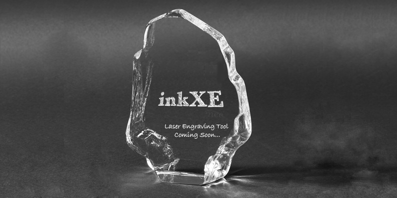 inkXE Laser Engraving Tool