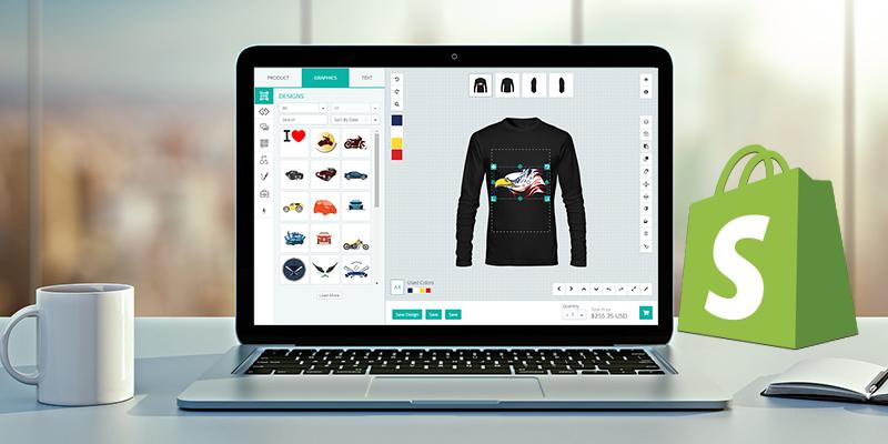 Shopify designer tool