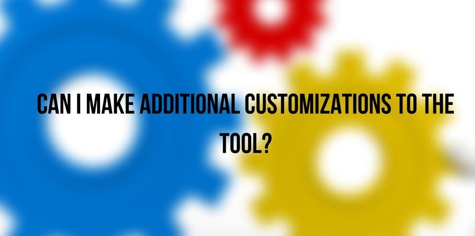 product customization tool inkxe