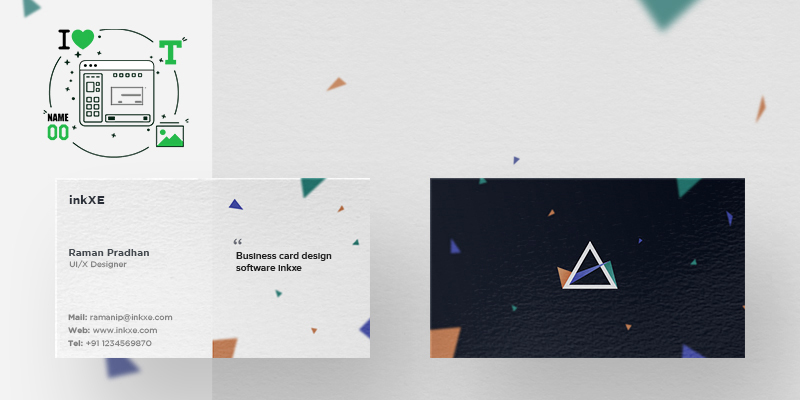 Custom business card designer software business card designer software colourmoves