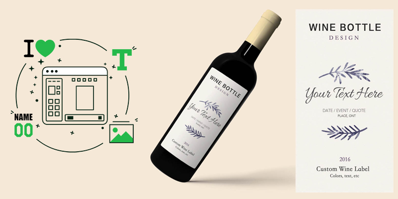 Wine Label Maker Software Inkxe The Product Designer Tool