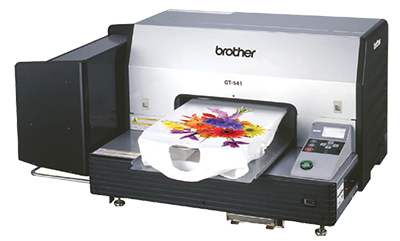 Brother GT-541 printer