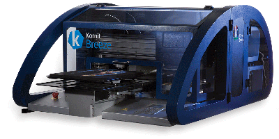 kornit breeze printer