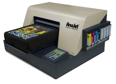 anajet FP-125 printer
