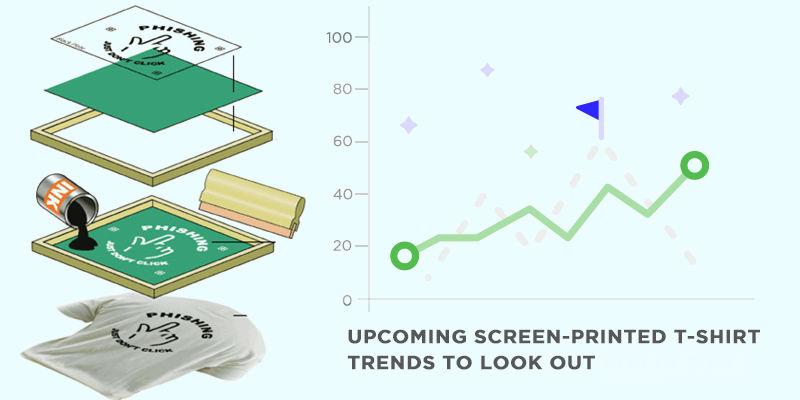 T-shirt Screen Printing Trends