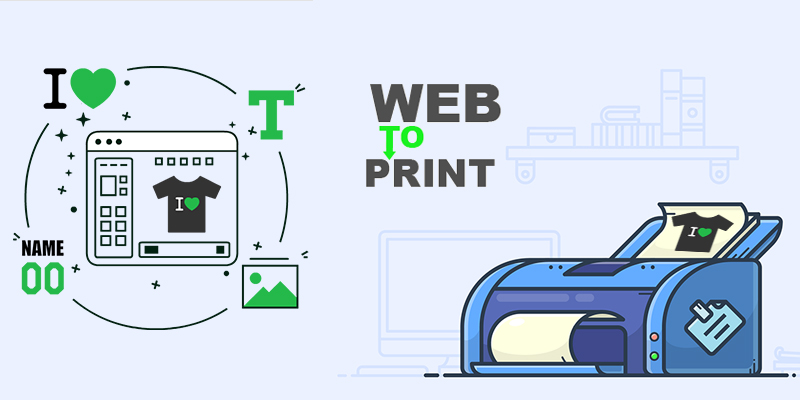 online web to print software
