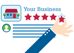 reviews and ratings of products proactively