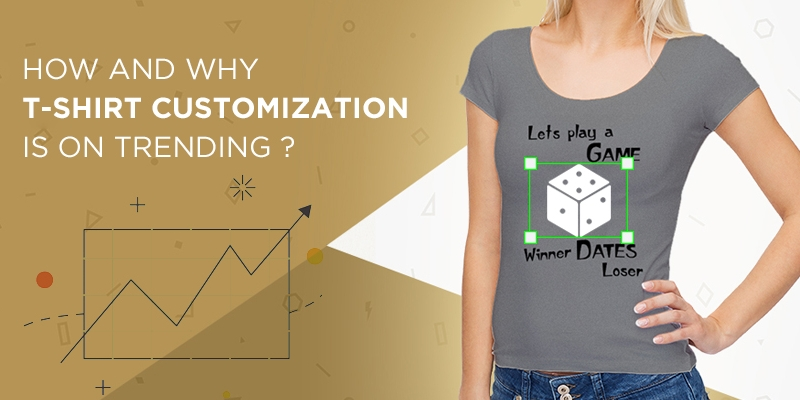 trending t-shirt customization