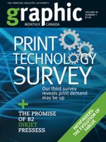 Graphic Monthly Magazine