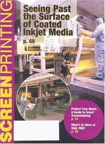 Screen Printing Magazine