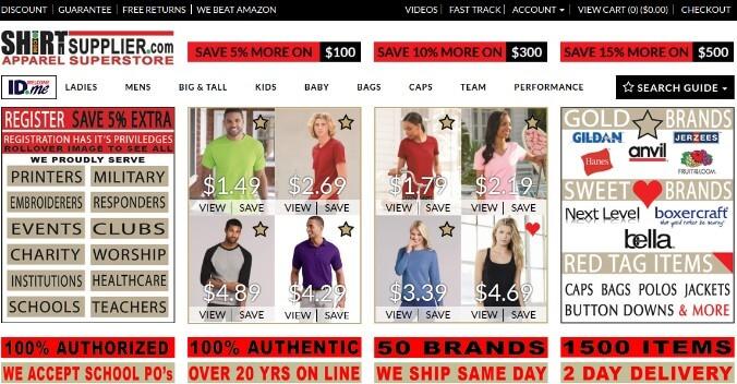 Shirt Supplier - Wholesale Blank T-Shirts, Blank Sweatshirts, sweatshirts, Blank Hoodies, Blank Shirts, Blank Long Sleeve Shirts, Polo Shirts, Tank Tops, Jackets, Bags, Gildan, cheap t-shirts, $1 t-shirts, Apparel