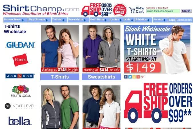 Shirtchamp.com