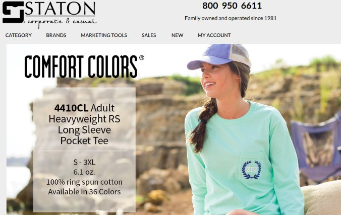 Staton Corporate and Casual