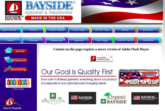 USA Bayside