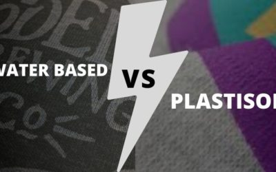 Screen Printing Ink Types - Water Based Vs Plastisol