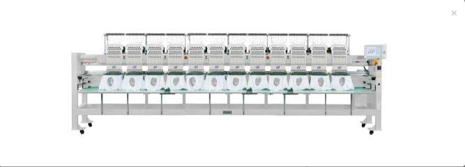 Tajima TMAR-V1512C Embroidery Machine