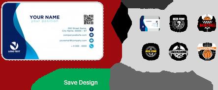 Save design features