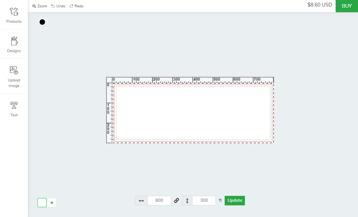 Magento banner designer tool