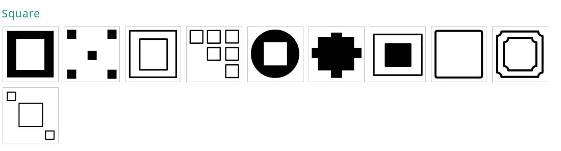 shape-symbols